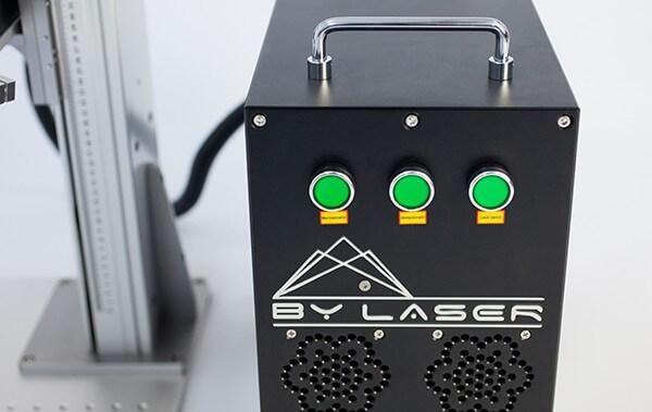 byf taşınabilir fiber markalama makinesi