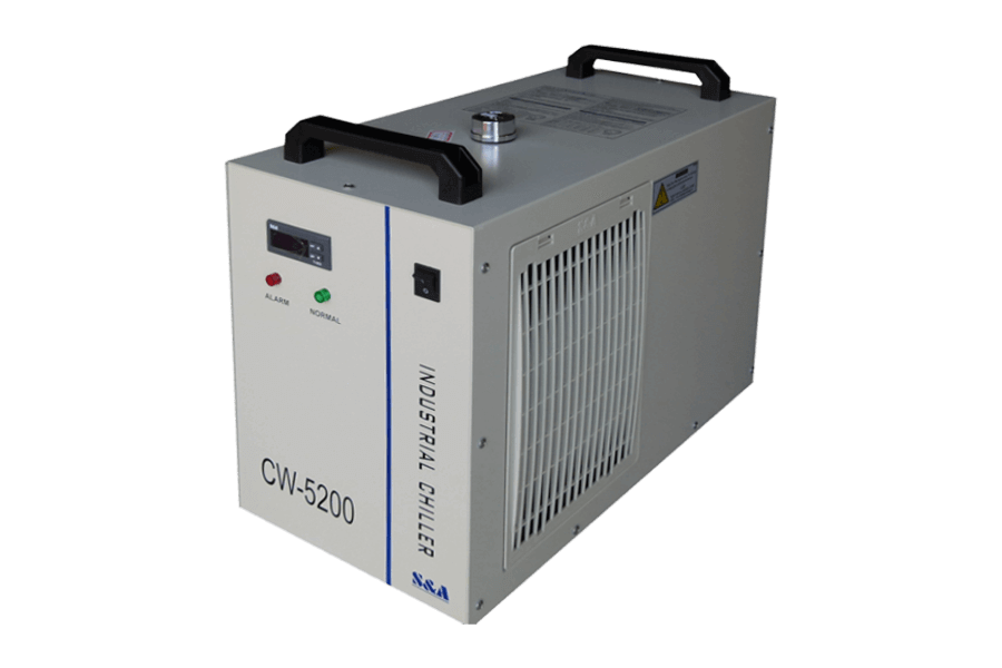 CW5202 Lazer Su Soğutucu