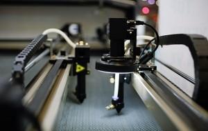 Kameralı Lazer Kesim Makinesi