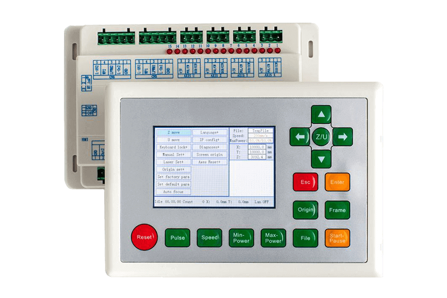 Ruida RD6442S Kontrol Kart + Panel