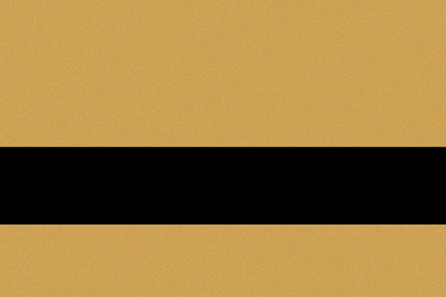 0,8mm Altın (Siyah) Kazıma Plakası