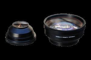 300mm x 300mm Fiber Lazer F-Theta Tarama Lensi