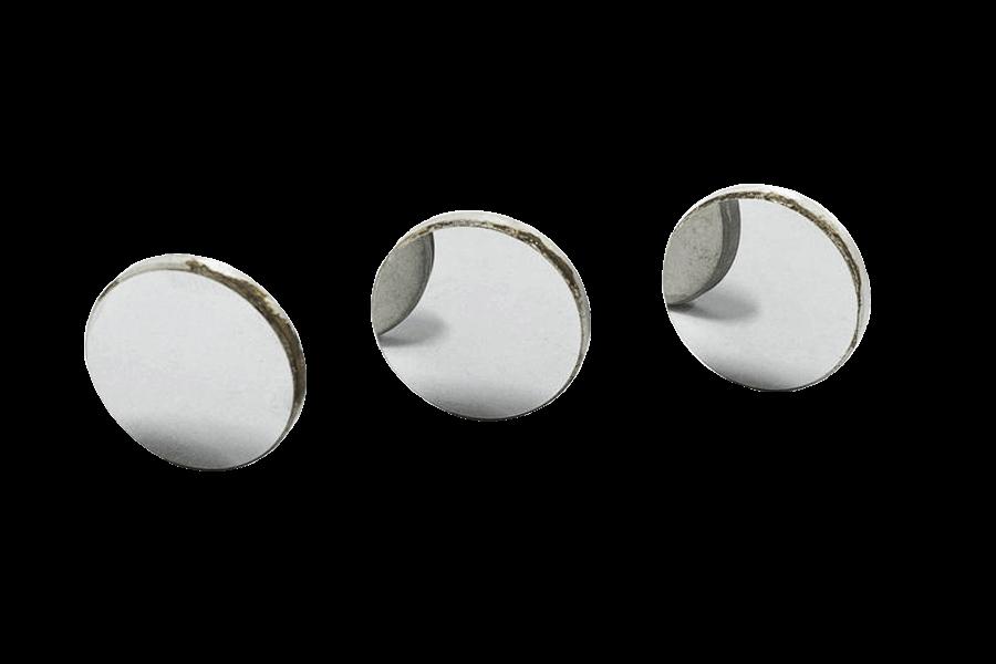 Molibden Ayna Çap:15mm (Metal Ayna)