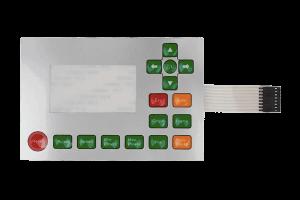 Ruida Kontrol Panel Tuş Takımı Filmi RDC6442