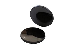 Siyah Lens F: 50.8mm Çap: 20mm GaAs