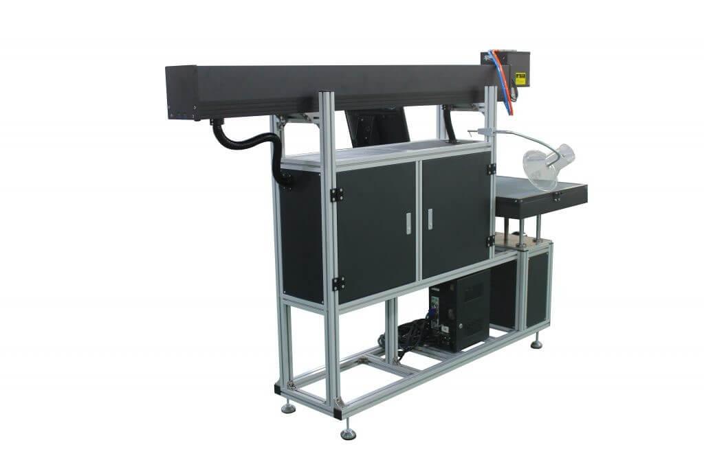 Cam Tüplü 3 Eksenli Markalama Makinesi
