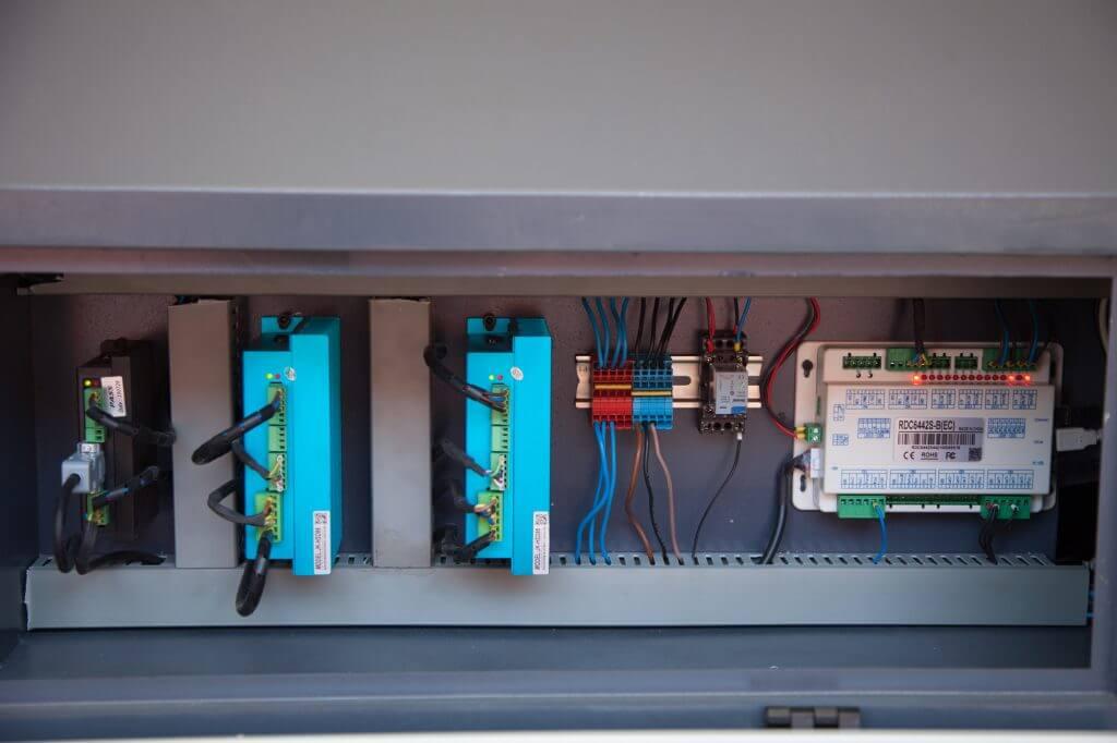 Full Servo Sistem Flatbed Lazer Kesim Makinesi