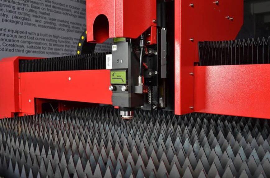 By Laser FLK 3015 Fiber Lazer Kesim Makinesi