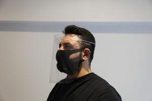 Lazer Kesim Makinesi ile Maske ve Siperlik Yapımı (Corona virüs – Covid19)