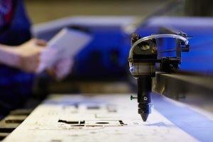 Lazer Kesim Makinesi Yapımı