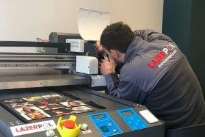 Açık Pozisyon: Dijital Baskı Makinesi Teknisyeni