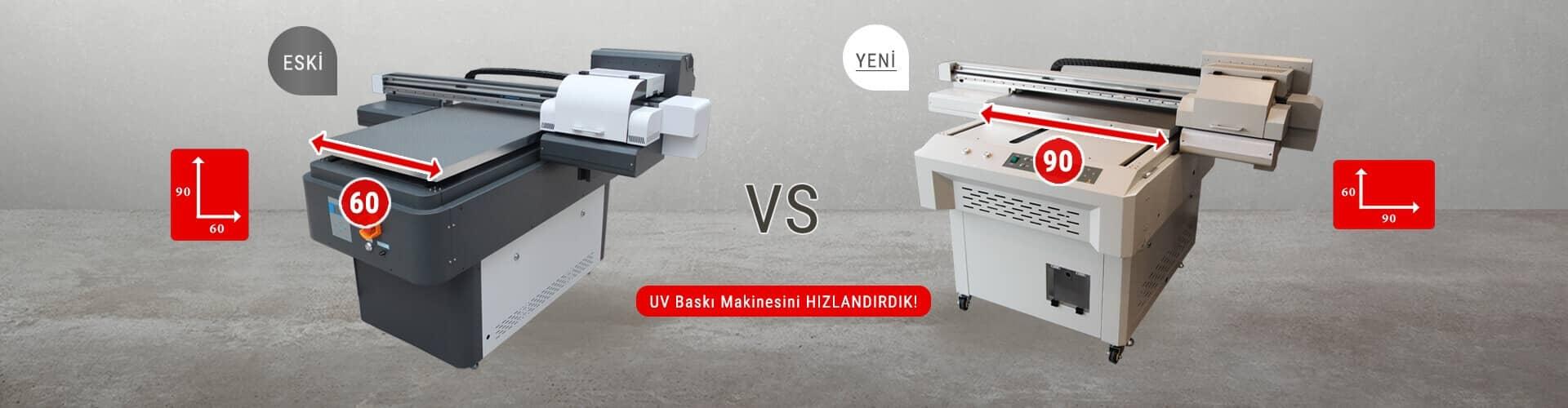 UV Baskı Makinesi