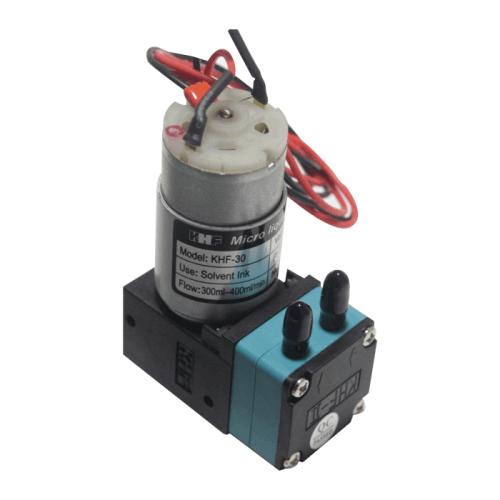 UV Baskı Makinesi Büyük Boya Motoru