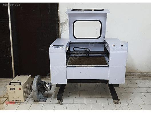 BOYE 50×60 İkinci El Lazer Kesim Makinesi