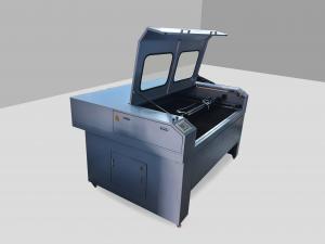 160×100 Çift Kafalı Lazer Kesim Makinesi