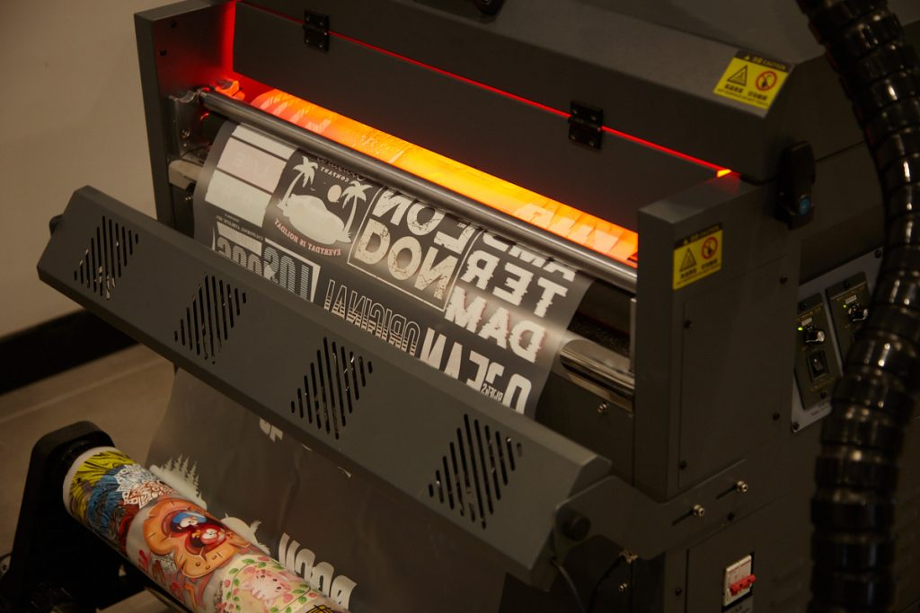 DTF Pet Film Baskı Makinesi